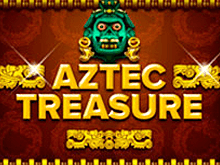 Автоматы Aztec Treasure в Вулкан 777
