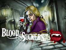 Автомат Blood Suckers в зале Вулкан