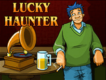 В зале Вулкан Lucky Haunter