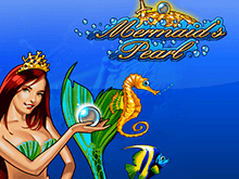 Автомат Mermaid's Pearl в зале Вулкан